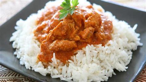 cuisine indienne traditionnelle poulet tikka massala