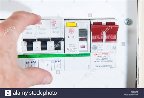 Fuse Box Switch I by Domestic Home Electrics Fuse Box With Switch Being