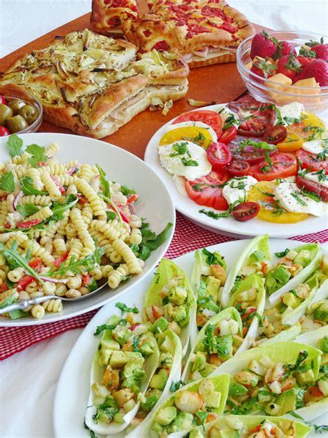 Fuss Free Entertaining  Proud Italian Cook