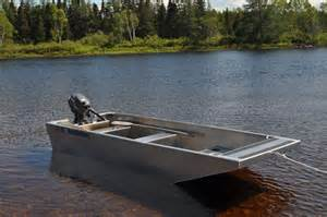 Pictures of Wide Aluminum Boats
