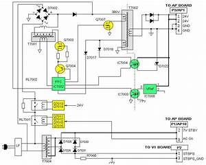 Panasonic Tc26lx20 Tc32lx20 Tc22lr30 Primary Power Supply