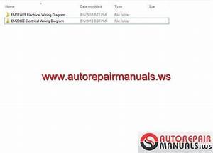 Lexus Rx270-330 2012-    Wiring Diagram
