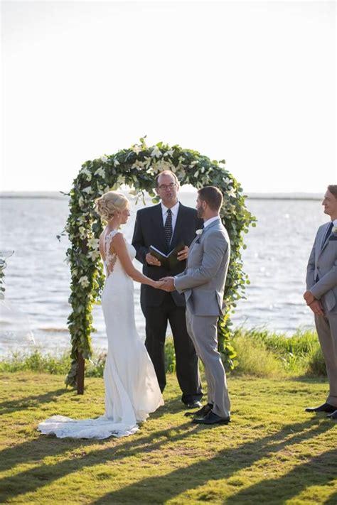 real wedding colleen michael obx wedding association