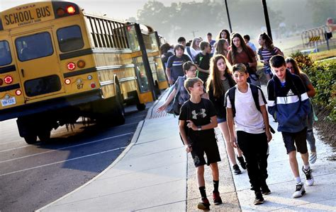 frederick schools record setting st day attendance year