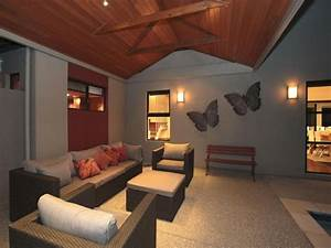 Wall lights living room creating ambient lighting in