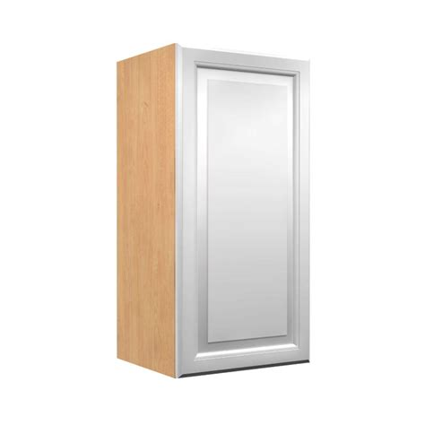Thermofoil Cabinet Doors Home Depot by Home Decorators Collection Anzio Ready To Assemble 15 X 30