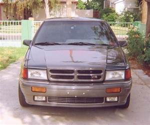 Imperialman 1993 Dodge Spirit Specs  Photos  Modification