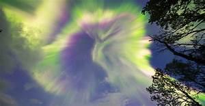 Aurora Borealis Colors Explained