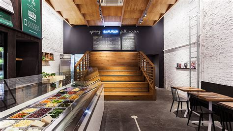 East Coast Salad Chain sweetgreen to W 3rd St in 2015