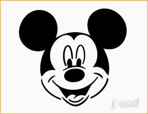 Mickey Mouse Pumpkin Stencil Free 8 mickey mouse stencil mac resume template