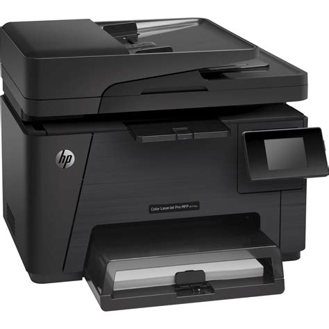 hp laser color printer hp m177fw laserjet pro all in one color laser printer