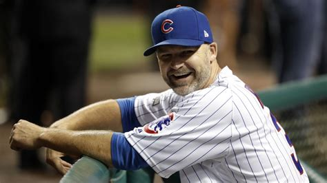 cubs  hire david ross   manager replaces joe