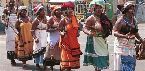 truth   xhosa tribe culture traditional attire