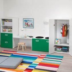 Ikea Bibliotheque Enfant : chambre enfant 3 7 ans meubles rangements et jouets ikea ikea ~ Teatrodelosmanantiales.com Idées de Décoration