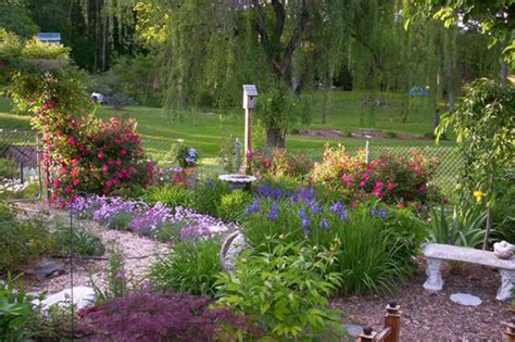 creating a memorial garden to honor remember loved ones