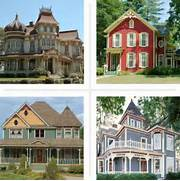 Exterior Colour Schemes For Victorian Homes by Pics Photos Colors Victorian House Color Schemes Victorian Exterior House C