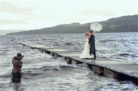 photo let it rain down love bad weather doesn t have to spoil the big day tie the knot