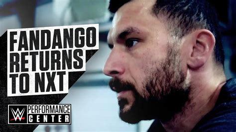 WWE Superstar Fandango prepares for his in ring return ...