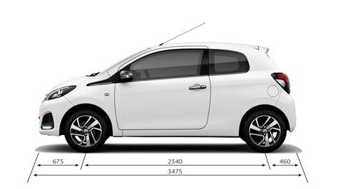 Peugeot 108 Hatchback  Safety & Tech Info