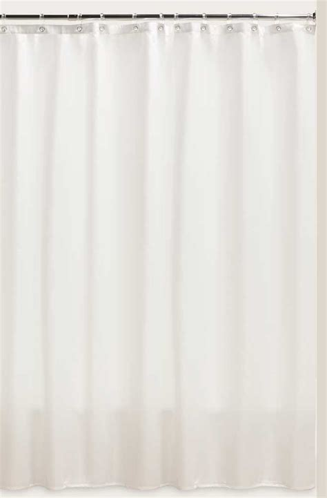 shower curtain liner hotel quality in shower curtains