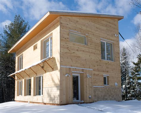 insulated house an affordable passive house part 1 airtight and