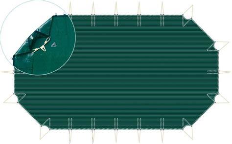 filet octogonal pour piscine hors sol bois 4mx4m