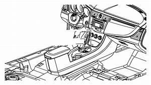 Chrysler Sebring Automatic Transmission Shift Lever
