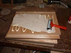 Shop-made veneer/nipping press #1: basic parts - by CJay