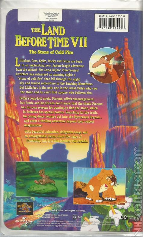 land  time vii  stone  cold fire