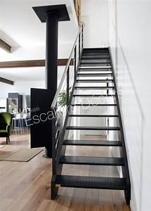 Escalier Métallique Industriel : escalier marches nanoacoustic escaliers d cors ~ Melissatoandfro.com Idées de Décoration