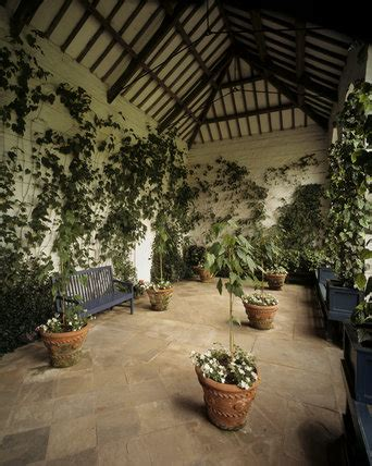 interior   orangery  dunham massey showing