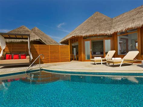 20 Pictures Of The Best Overwater Bungalows Resort In The
