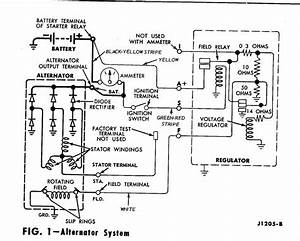 Alternator Voltage Regulator Help