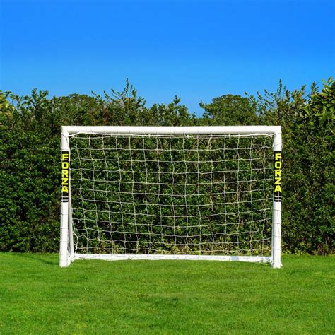 Soccer Goal For Backyard by 6 X 4 Forza Pvc Soccer Goal Post Net World Sports