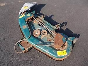 46 U0026quot  Deck For Mtd Yard Man Lawn Tractor Cornwall  Pei
