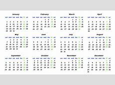 Kalendar 2017 2019 2018 Calendar Printable with holidays
