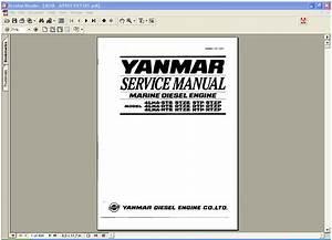 Yanmar Marine Diesel Engine 4lha Series
