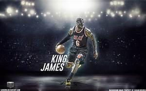 LeBron James Iphone Wallpaper Heat - 2018 Wallpaper HD
