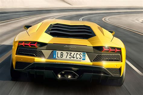 lamborghini car new 2017 lamborghini aventador s unveiled by car magazine