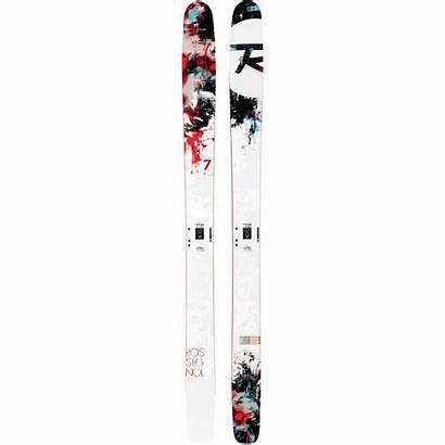 Rocker Skis Powder Rossignol Turn Mountain Squad
