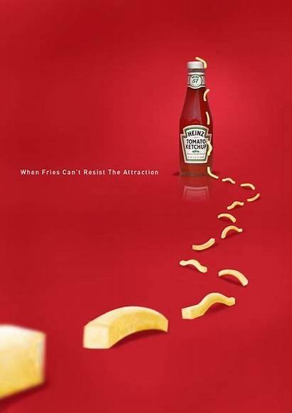 Advertising Ads Creative Heinz Ketchup