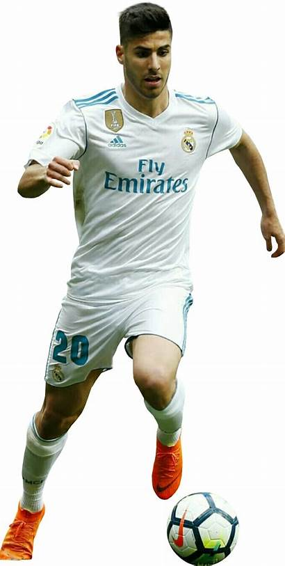 Asensio Marco Fifa Madrid Render Pngimg Football