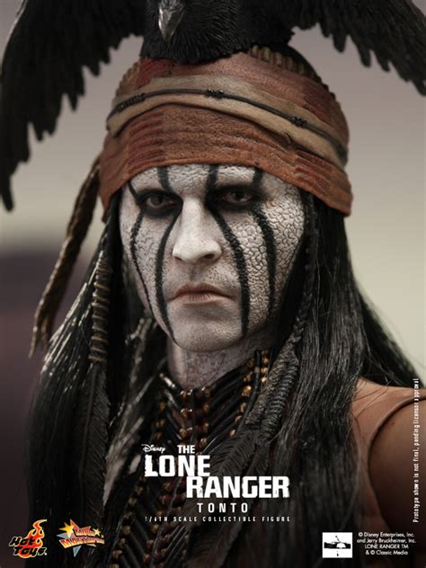 idle the toys lone ranger 1 6th scale tonto figure