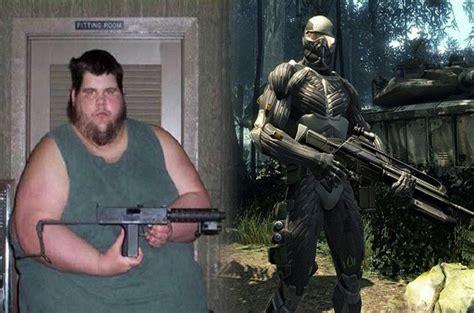 Real Life Vs Crysis Video Game