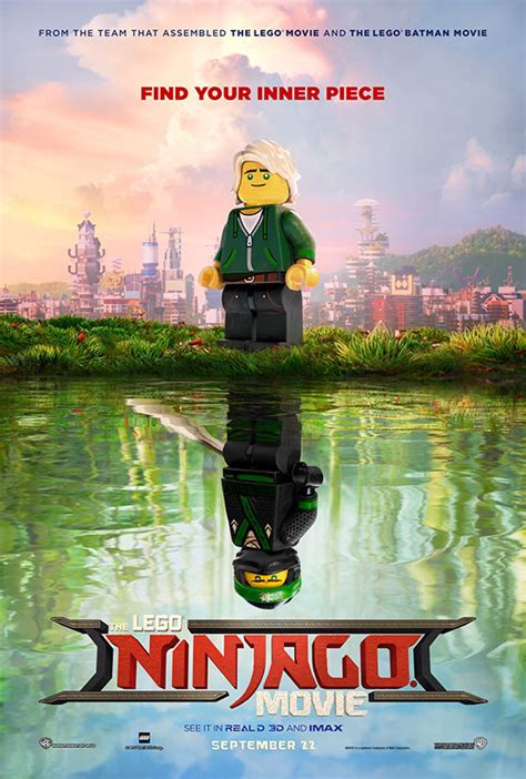 nerdly  trailer poster   lego ninjago