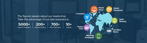 website designing mobile app ecommerce seo bangalore