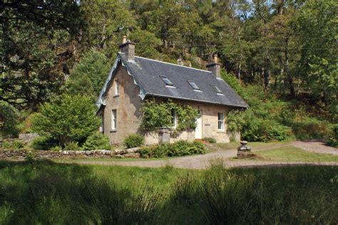 Cottage Scotland by Cottage Lochside Cottage On West Coast Of