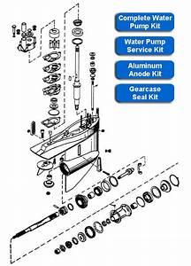 Mercruiser Alpha One Outdrive Diagram