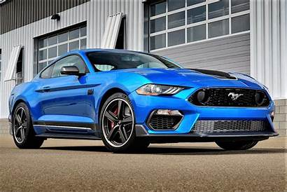 Mustang Ford Mach Colors