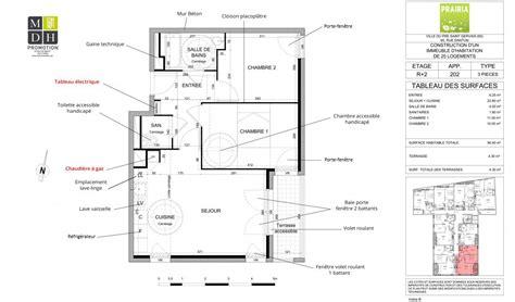 norme handicapé chambre comment lire le plan de votre futur appartement